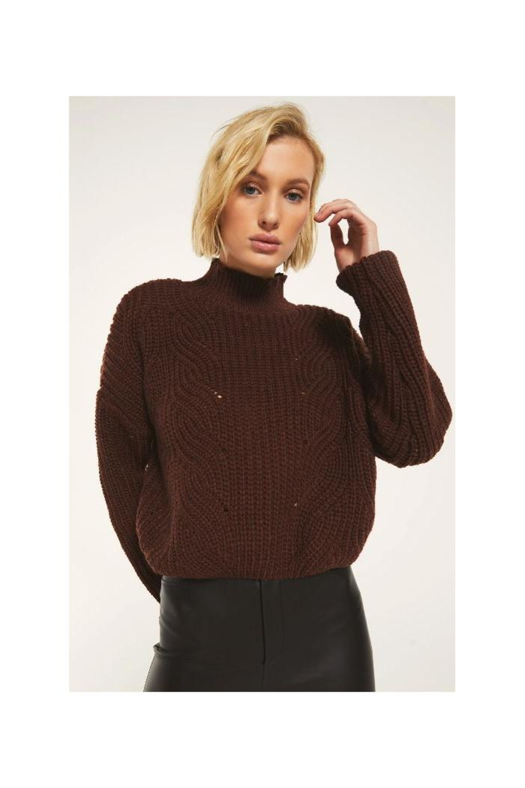 rag poets Marylebone Sweater - Main Image