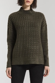 rag poets Mathilde Mock Sweater - Front cropped