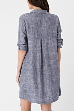rag poets Shirt Dress - Alternate List Image