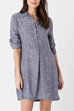 rag poets Shirt Dress - Product List Image