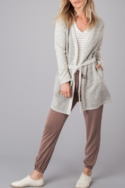 rag poets Sweater Knit Cardigan - Product Mini Image