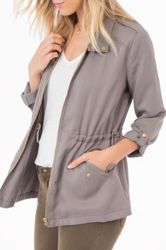 Shoptiques Product: Tencel Bonita Utility-Jacket