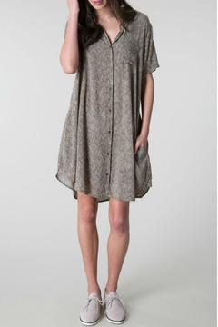 rag poets The Walters Dress - Product List Image