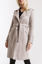rag poets Verandah Coat - Product Mini Image