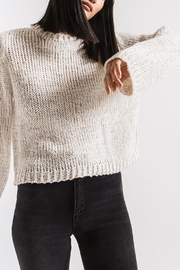 rag poets Washington Knit Sweater - Product Mini Image