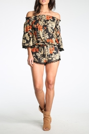 Raga Island Fever Romper - Front cropped