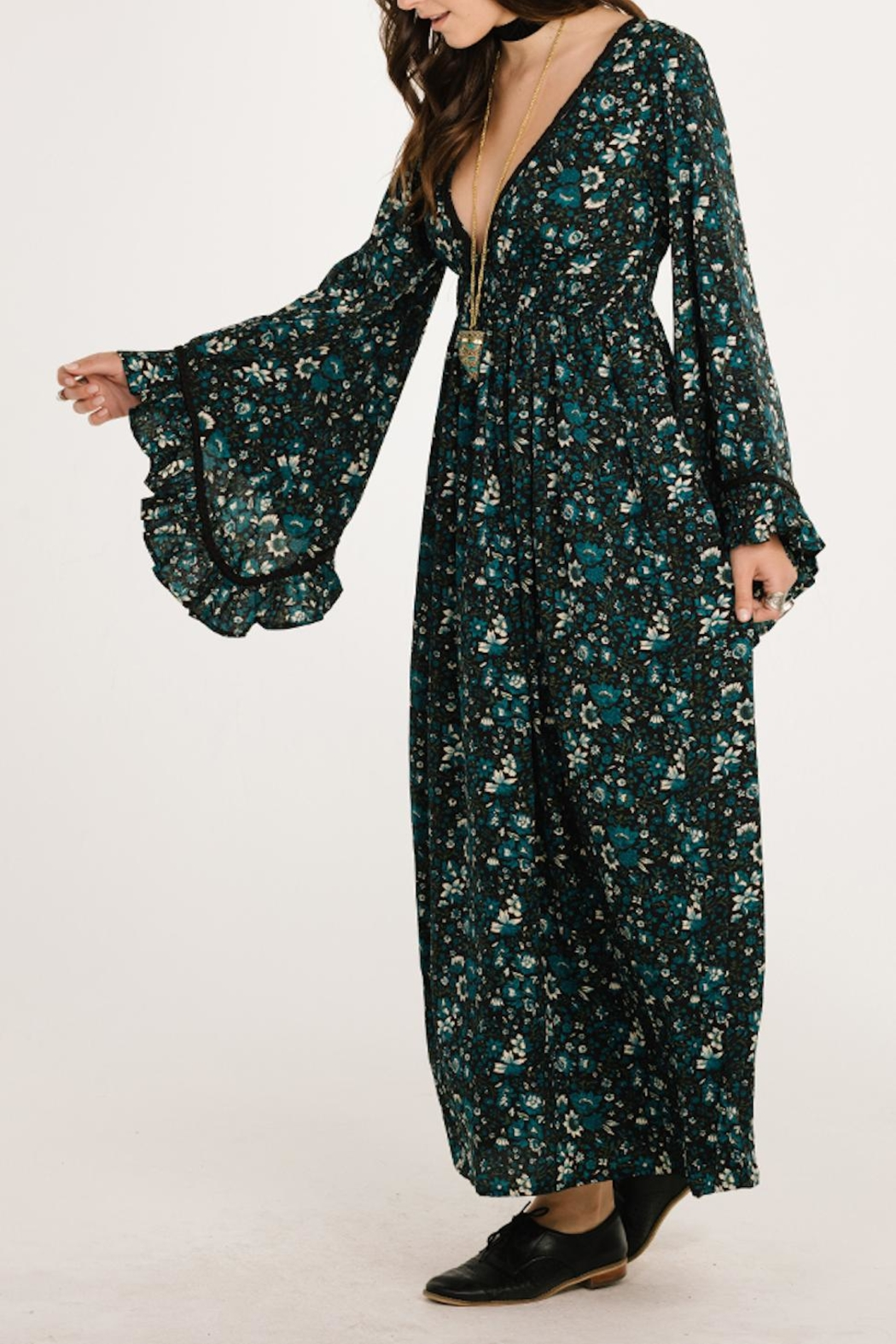 Raga The Eloise Maxi Dress - Front Full Image