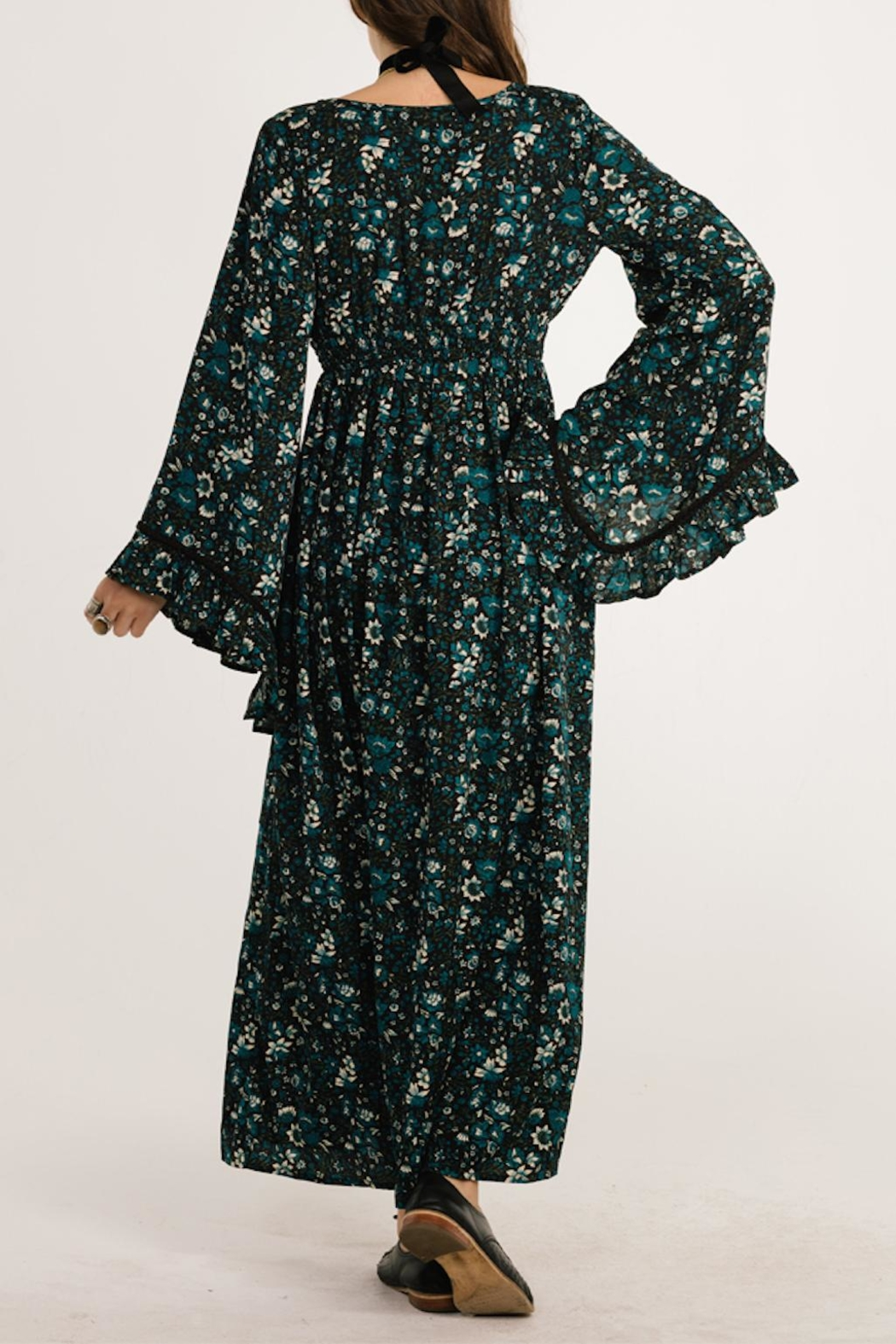 Raga The Eloise Maxi Dress - Side Cropped Image