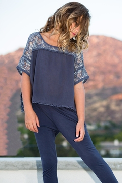 Ragdoll & Rockets Chantilly Lace Top - Product List Image