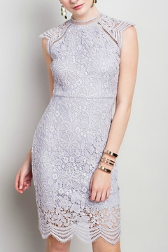 Shoptiques Product: Raglan Lace Dress