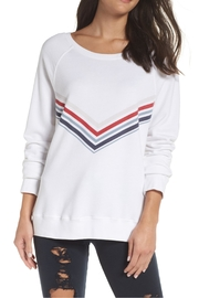 David Lerner New York Raglan Pullover - Product Mini Image
