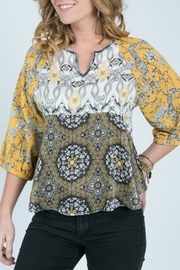 Ivy Jane  Raglan Sleeve Blouse - Product Mini Image