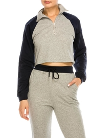 Emory Park Raglan Sleeve Top - Product Mini Image