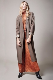 Smythe Raglan Trench - Front cropped