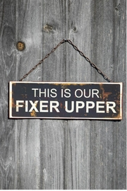Ragon House Fixer Upper Sign - Front cropped