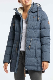 Ragwear Ashani Puffy Jacket - Product Mini Image