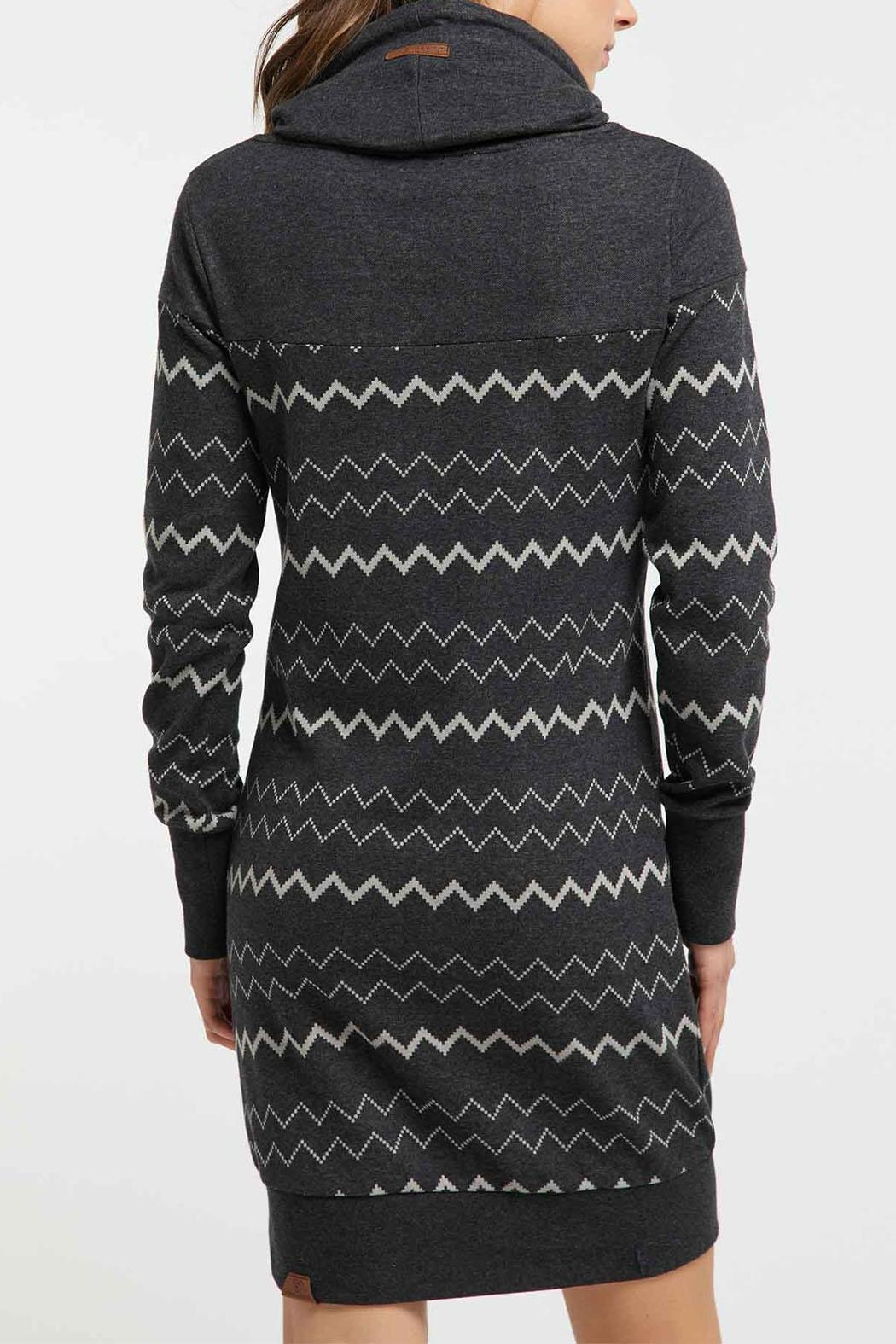 Ragwear Chloe Sweater Dress - Front Full Image