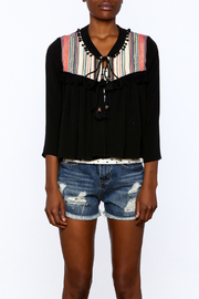RahiCali Nomad Fringe Jacket - Side cropped