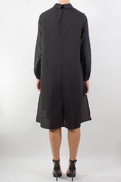 Raibu Diagonal Blouse Dress - Alternate List Image
