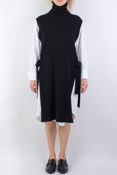 Raibu Knitted Cover Dress - Product List Image