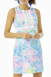 Lilly Pulitzer  Railee Shift Dress - Front cropped