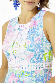 Lilly Pulitzer  Railee Shift Dress - Back cropped