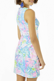 Lilly Pulitzer  Railee Shift Dress - Front full body