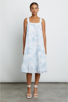 Rails Amaya Midi Dress Cascade Tie Dye - Alternate List Image