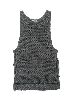 Shoptiques Product: Ashton Sweater Tank Top