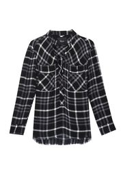 Rails Black Flannel - Product Mini Image