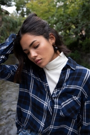 Rails Blue Flannel - Product Mini Image