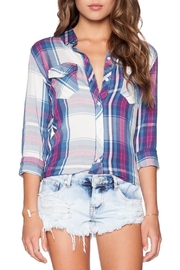 Rails Carmen Plaid Top - Product Mini Image