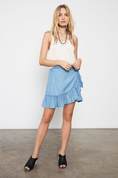 Rails Denim Skirt - Alternate List Image