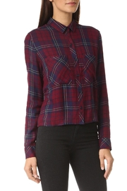 Rails Dylan Plaid Top - Product Mini Image