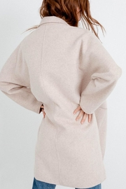 Rails Everest Oatmeal Trench - Side cropped