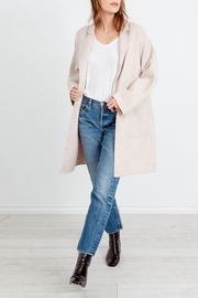 Rails Everest Oatmeal Trench - Product Mini Image