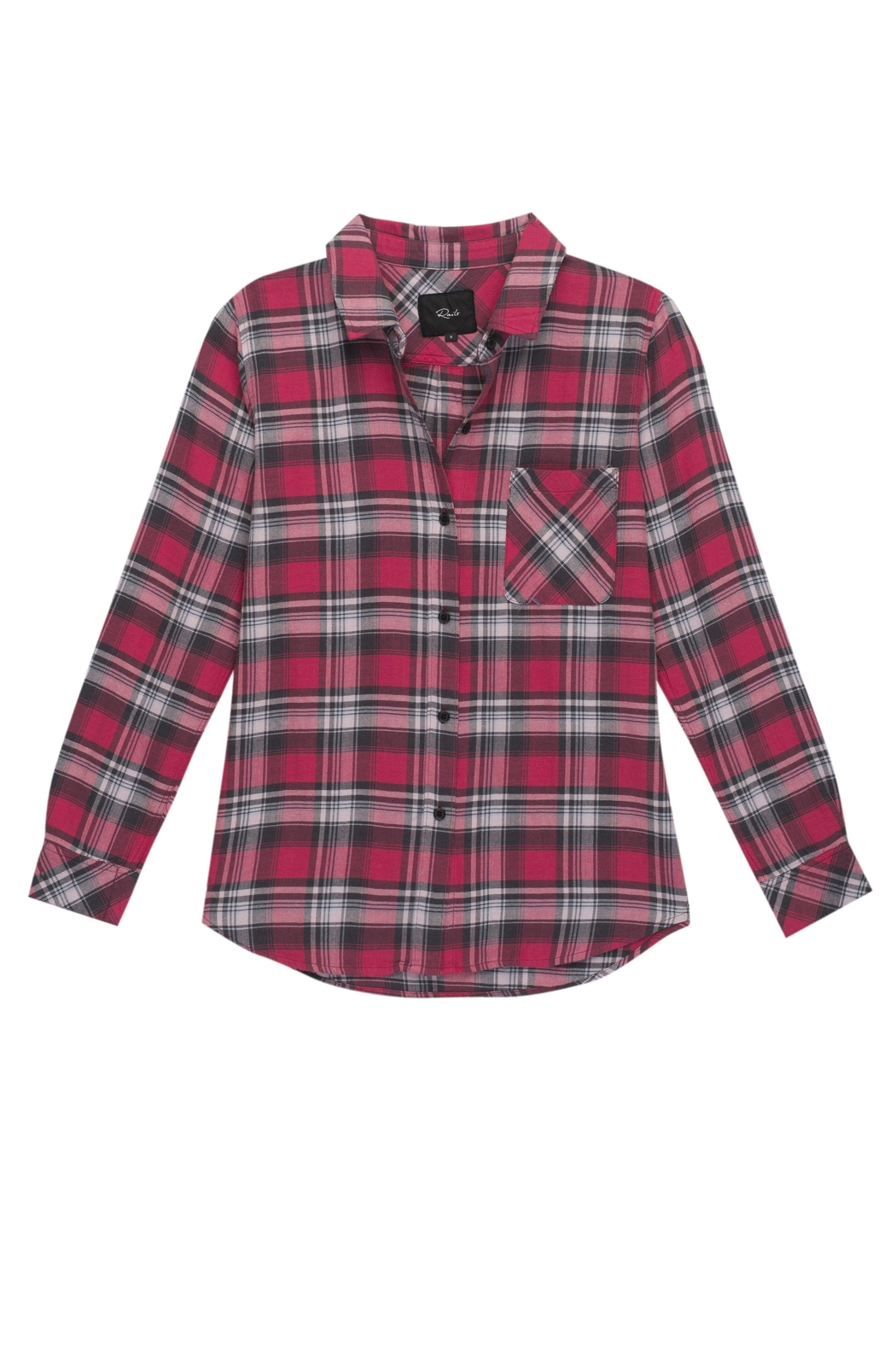 Rails Flannel Plaid Shirt - Main Image