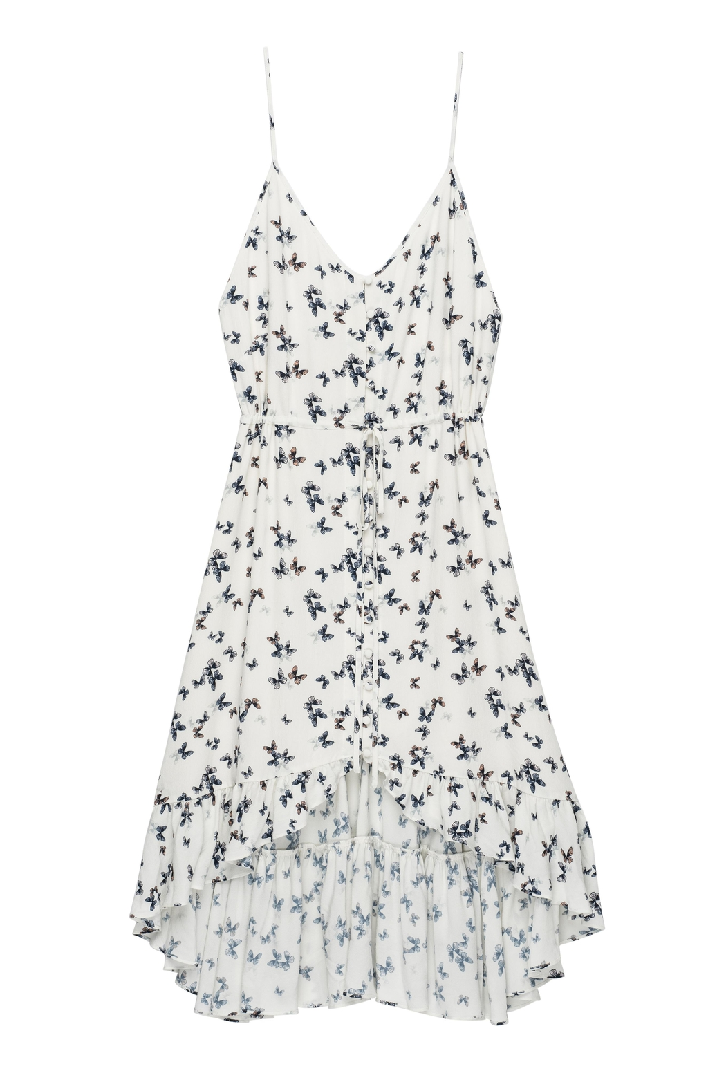 Rails Frida Monarch Dress - Front Cropped Image