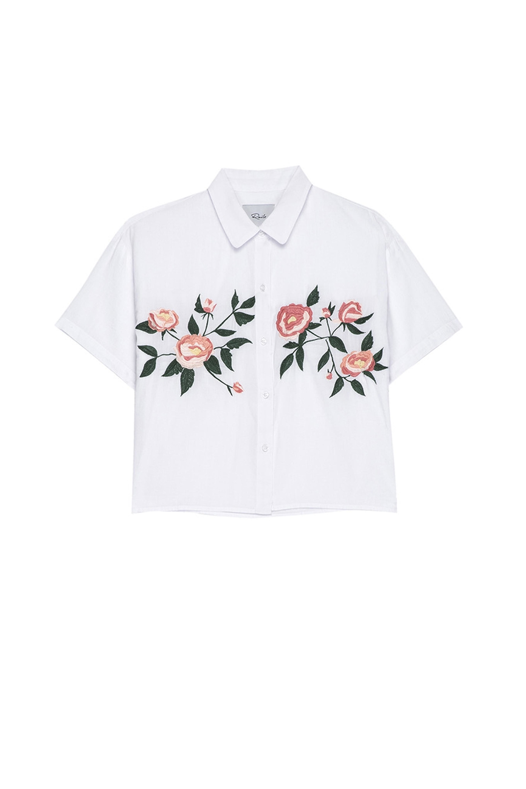 Rails Gretta Embroidered Top - Front Cropped Image