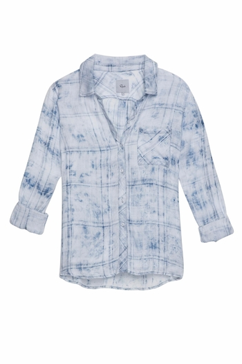 Rails Hunter Buttondown Cloudwash from Pennsylvania by Jasmin & Orchid — Shoptiques