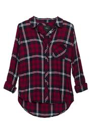 Rails Hunter Cherry Button-Down - Product Mini Image