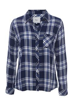 Rails Hunter Midnight Button Down - Product List Image