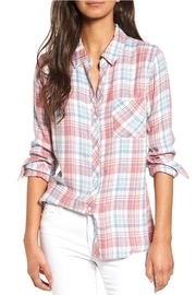 Rails Hunter Plaid Buttondown - Product Mini Image