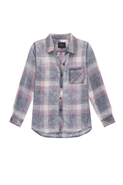 Rails Hunter Cloud Wash Shirt - Front cropped