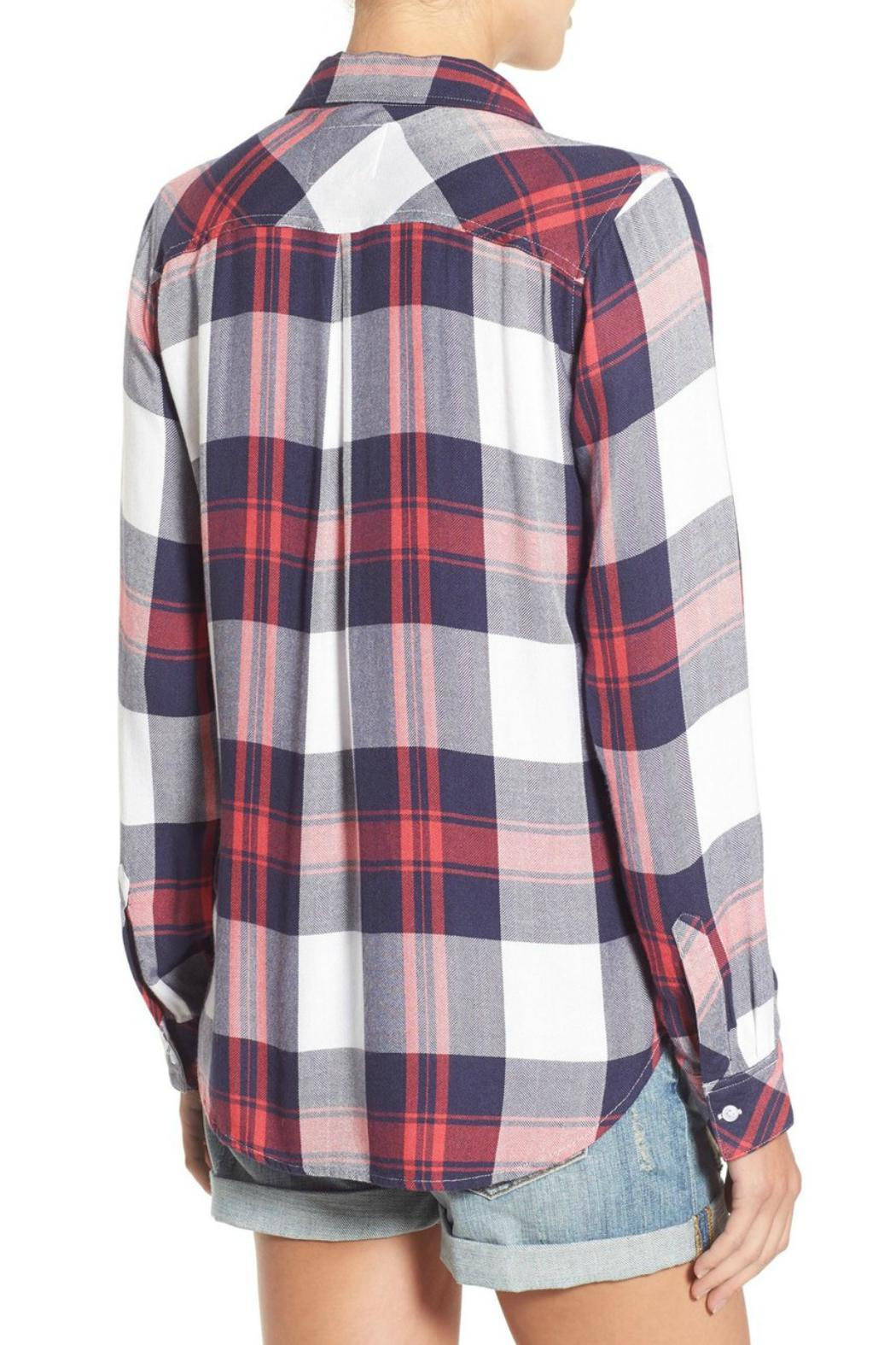 Rails Hunter Button Down - Front Full Image
