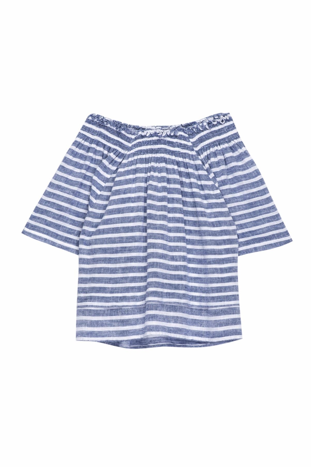 Rails Isabelle Parisian Blue Top - Main Image