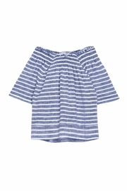 Rails Isabelle Parisian Blue Top - Front cropped