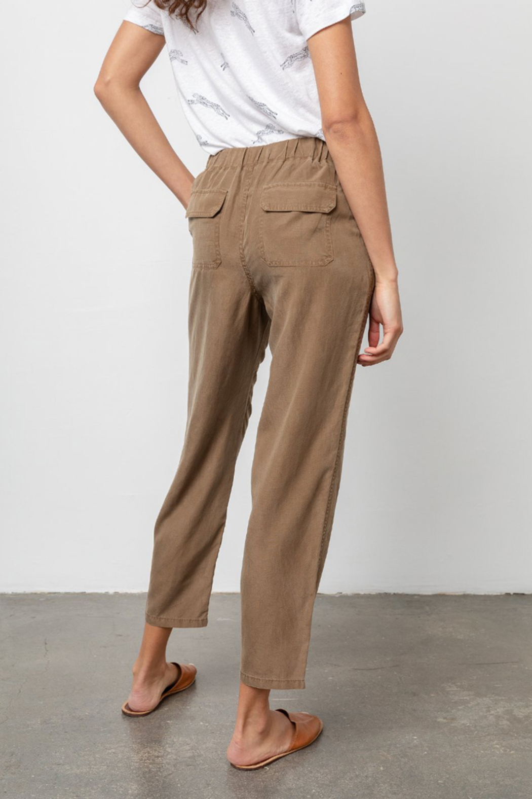 Rails Clothing RAILS JOGGER PANT - Side Cropped Image