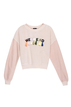 Rails Kelli Weekend Crop Sweatshirt - Alternate List Image