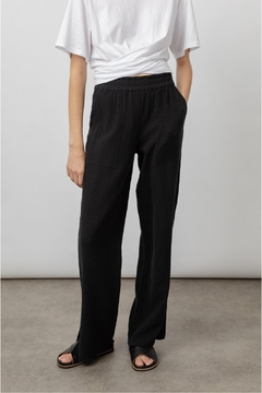 Rails Leon Pant Black - Alternate List Image